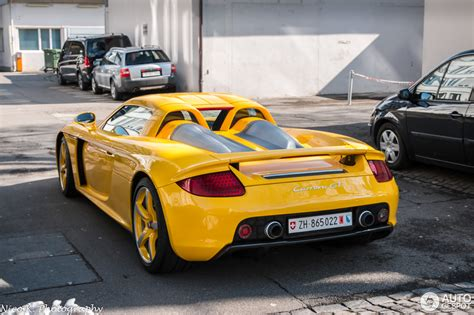 Porsche Gt Preis by Porsche Carrera Gt 9 March 2016 Autogespot