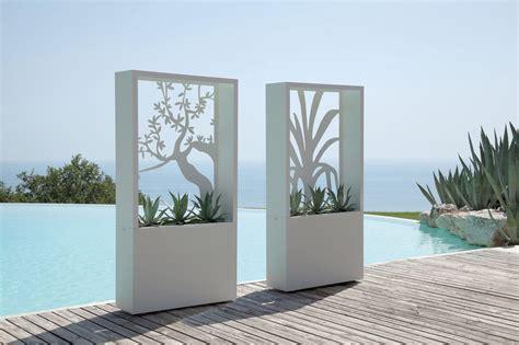 divisori per terrazzi divisori per terrazzi in plastica con emejing fioriere per