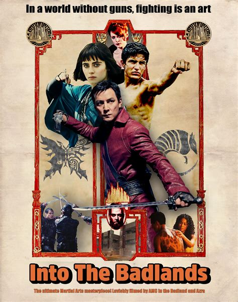 amc into the badlands poster quot into the badlands quot must see tv pinterest tvs