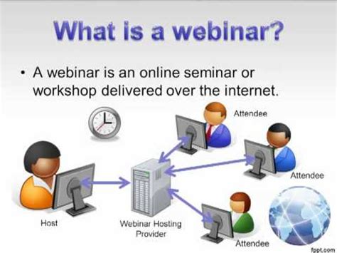 how is a what is a webinar from the beginners guide to webinars