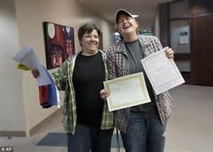 couples wed in utah after judge overturns marriage ban