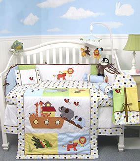 noah ark crib bedding baby noahs ark nursery theme decorating ideas bedding and