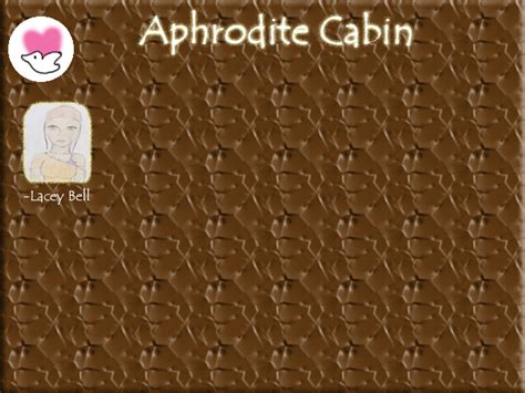Aphrodite Cabin by C Demigod Guide Aphrodite Cabin Picture C Demigod