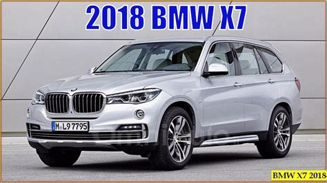 bmw x7 2018 new 2018 bmw x7 suv reviews interior and