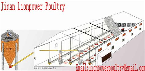 House Building Plans by For Broilers Layers Breeders Automatic Poultry Equipment