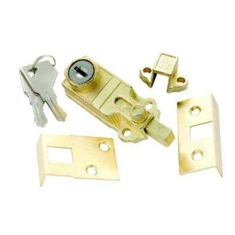 Cabinet Door Locks Cabinet Accessories The Home Depot Home Depot Cabinet Locks