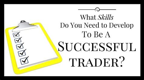 What Skills Do I Need To Be A Stockbroker Hi Point 9mm Basics Points You Need To