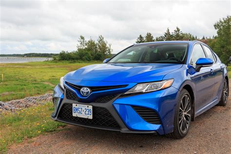 Will Toyota Drive 2018 Toyota Camry Is To Drive Exhausted Ca