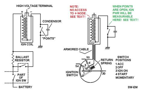 how does a ballast resistor coil work sw em volvo ignition from scratch