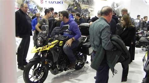 moto bike expo motosiklet fuari   suzuki youtube