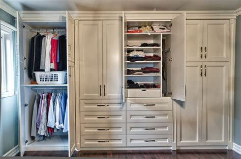 built in closet traditional closet toronto by