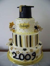 claudine youre  star black  gold graduation cake cake  graduation cake cake day