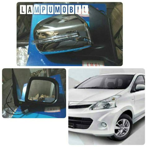Spion Avanza G 2013 Jual Spion Toyota All New Avanza Tahun 2013 Merk Emgi