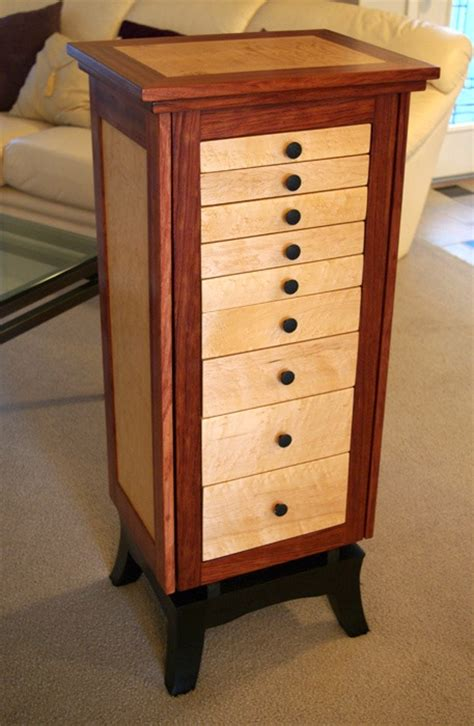 woodworking plans jewelry armoire tim s jewelry armoire the wood whisperer