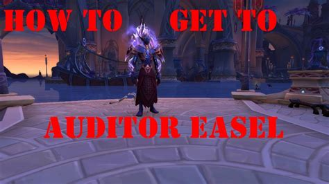 Quest Danger wow world quest danger auditor easel npc location