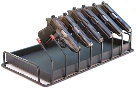 Hanger Organizer Rack by Armory Racks Handgun Racks Rjk Ventures Llc