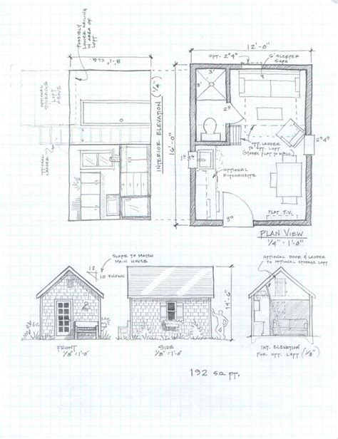 build a tiny house for 1000 small cabin plans tiny houses small house plan
