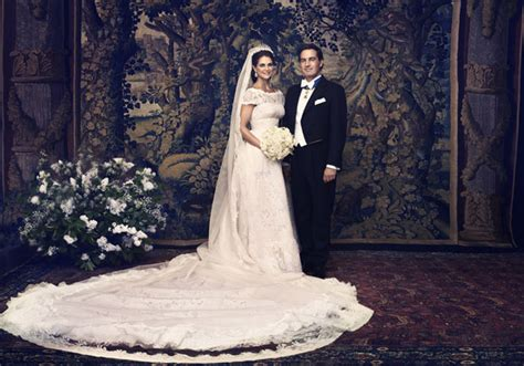 Hochzeit Schweden by Brides Who Wore Valentino On Wedding Day