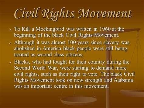 historical themes in to kill a mockingbird historical and background information ppt video online