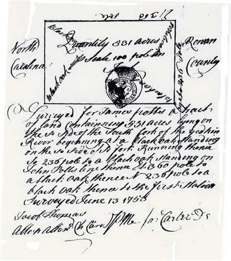 Rowan County Records Rowan County Carolina Genealogy And History Usgenweb