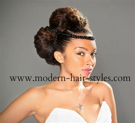 Wedding Hairstyles New York by Black Wedding Hair Ideas For Relaxed And