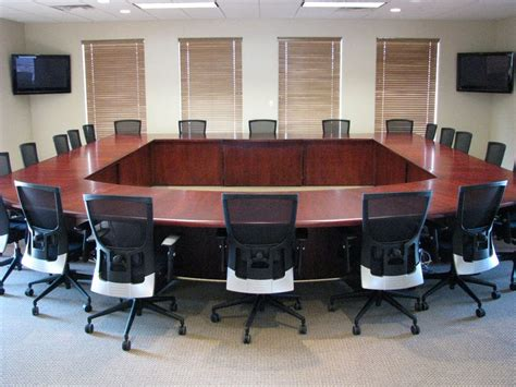U Shaped Conference Table U And V Shaped Custom Conference Room Tables Hardroxhardrox