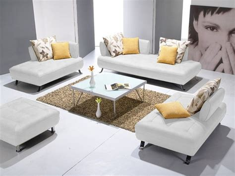 modern living room sofa sets siena leather sofa set 2072w modern living room