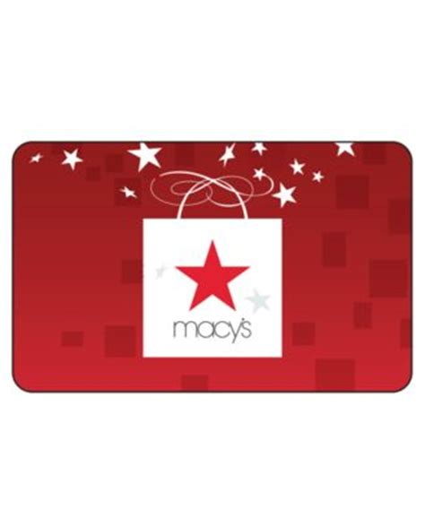 Macy S E Gift Card - new white star e gift card gift cards macy s