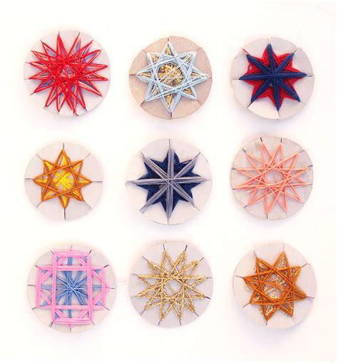 String Crafts - geometric string craft make gorgeous