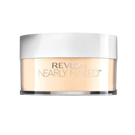 Revlon Mineral Powder revlon nearly mineral powder foundation light