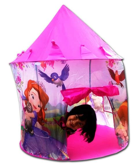 Tenda Rumah Anak Pony Mainan Kado Cewek Tenda Mandi B kado lucu untuk anak toko bunda