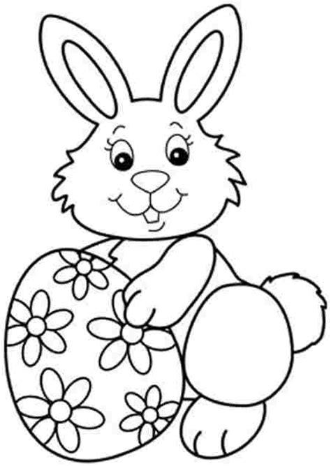 printable easter coloring pages preschool easter bunny coloring pages for preschoolers printable