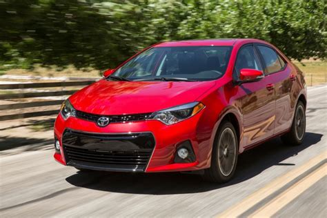 toyota cars in america toyota corolla named most reliable car in america the