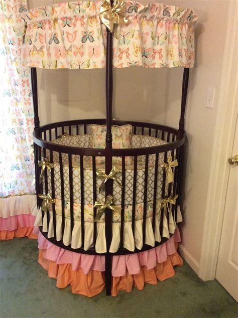 round crib bedding 40 best images about round crib bedding on pinterest