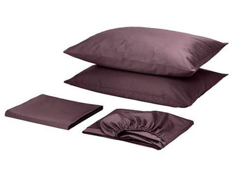 gaspa sheets ikea gaspa sheet set dark lilac 310 thread count 100