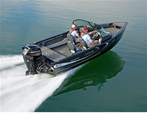 fish and ski aluminium boat lowe 2017 fish and ski series deep v aluminum boats
