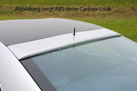 Wohnwagen Silber Lackieren by Rieger Dachspoiler Heckscheibenblende Silber Lackiert Clk