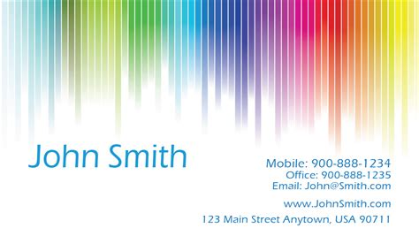 card templates for paint net white painting business card design 1701041