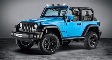 Jeep Accessories Jeep Wrangler Rubicon With Mopar Accessories Arrives In