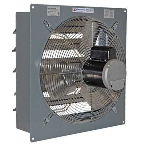 24 inch exhaust fan airflo sf exhaust fan w shutters 24 inch 5712 cfm 1 speed