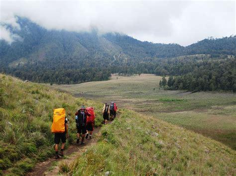 Naik Gunung ingin naik gunung ini yang harus disiapkan pendaki