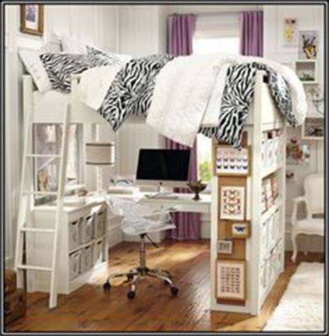 beds with desks under them 1000 ideas about queen loft beds on pinterest twin bunk