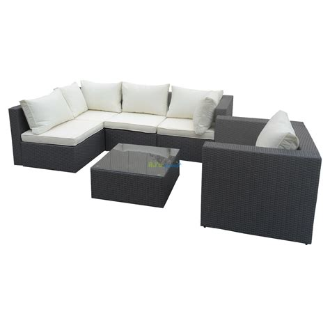 outdoor wicker lounge furniture rattan wicker garden patio set jamaica outdoor lounge furniture
