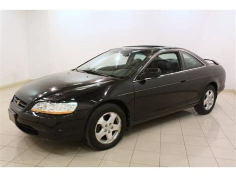 2000 honda accord ex v6 coupe data, info and specs