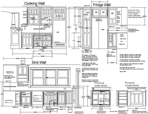 kitchen cabinet drawings kitchen trends kitchen cabinets plans