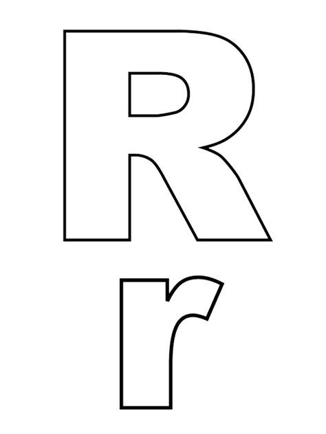 lettere vuote da colorare lettere alfabeto statello maiuscolo da stare 28 images