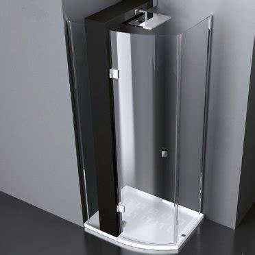 docce piccole cabina doccia minimalista