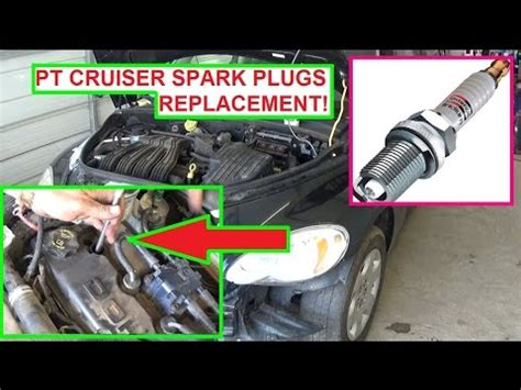 how to change glow plugs on a 2009 land rover range rover sport chrysler pt cruiser spark plugs removal and replacement