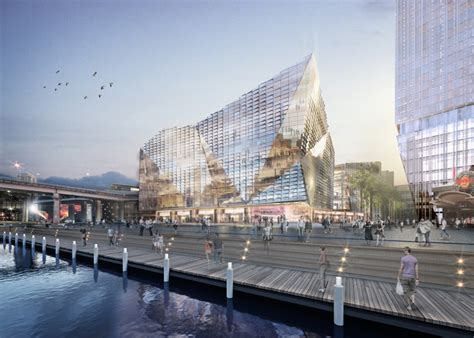 event design jobs sydney oma hassell and populous to redevelop sydney s darling
