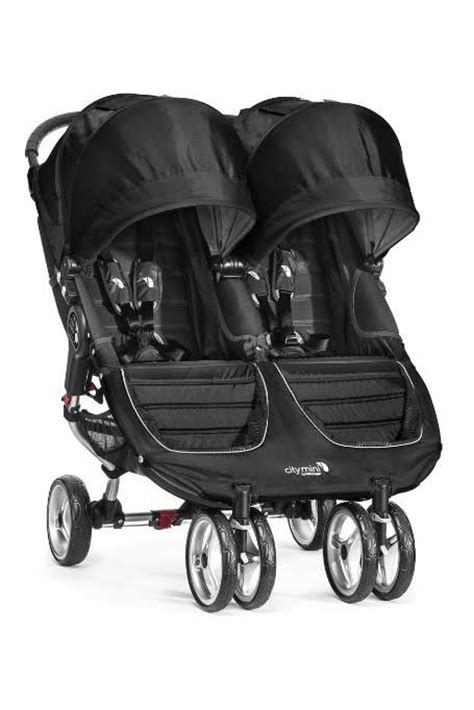 strollers with two car seats side by side the best side by side strollers nerdwallet